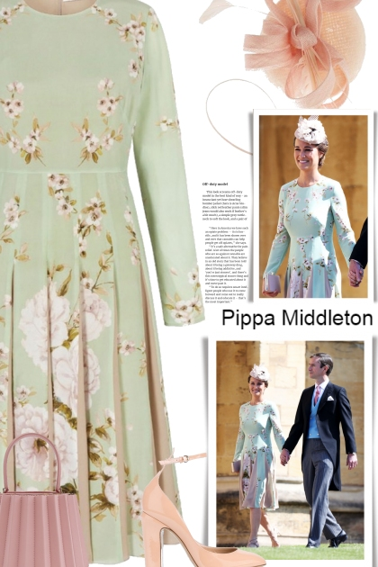 Pippa Middleton's Royal Wedding Dress