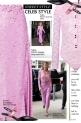 Gigi Hadid in pink