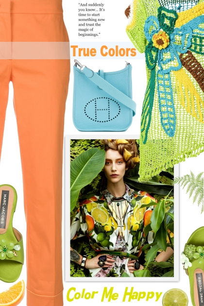 True Colors - Summer