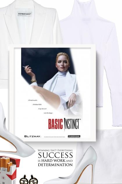 Blitzway Basic Instinct - Sharon Stone
