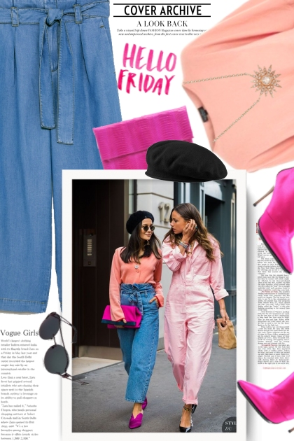 London SS 2018 Street Style- Fashion set