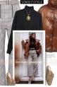 Style Board - Leopard print
