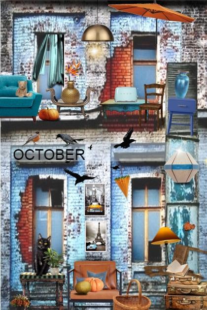 OCTOBER- Fashion set