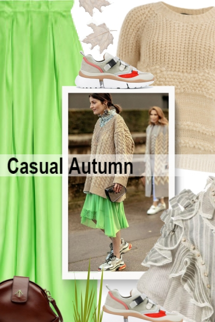 Casual Autumn 2