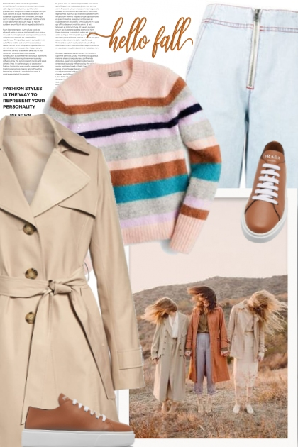 Hello fall - Soft pastel hues