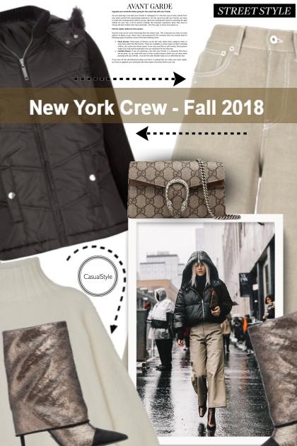 New York Crew - Fall 2018