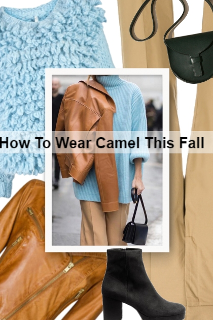 How To Wear Camel This Fall