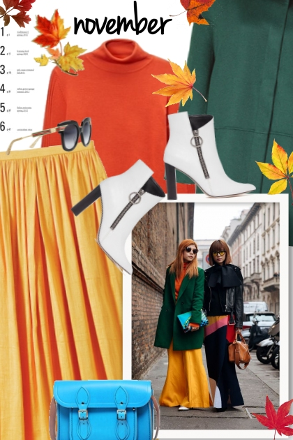 Fall 2018 Street Style Trend Report