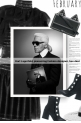 Karl Lagerfeld, pioneering fashion designer, has d