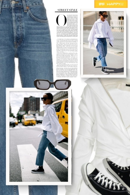 Wardrobe Staple: The White Shirt