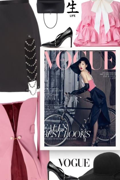 Vogue - life