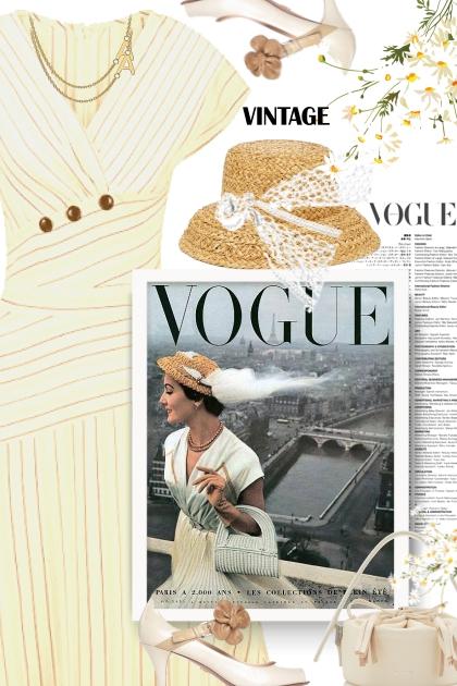 Vogue - vintage