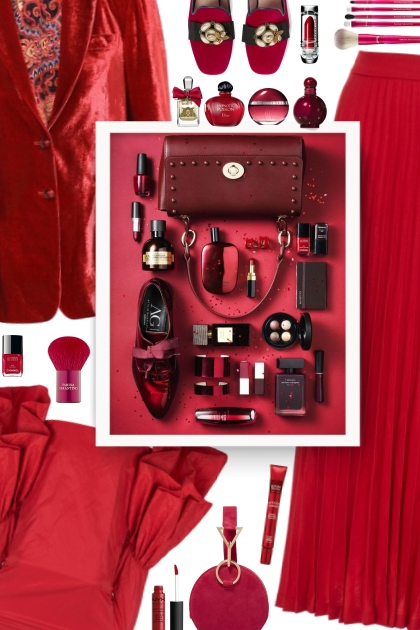 Colour Therapy: Rambunctious Red