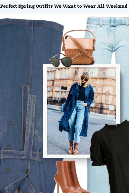 Perfect Spring Outfits We Want to Wear All Weeke