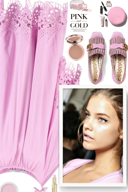 Pink and Gold - summer 2019