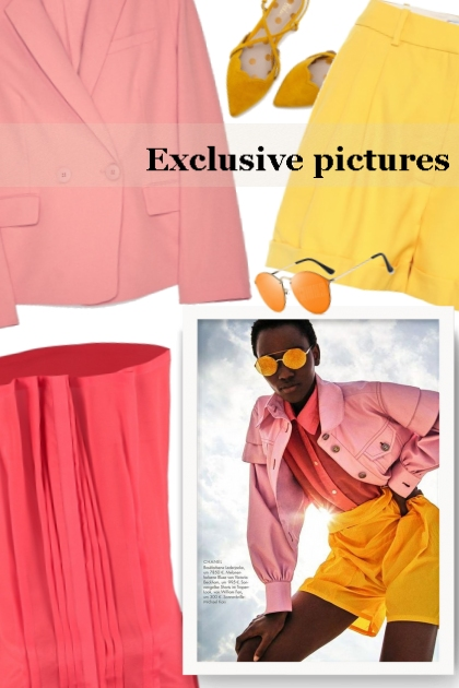 Exclusive pictures