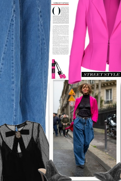 Street Chic: Style from Paris 2019