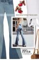 Best Ideas To Wear Flared Jeans