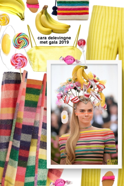 cara delevingne met gala 2019
