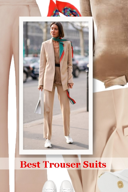 Best Trouser Suits