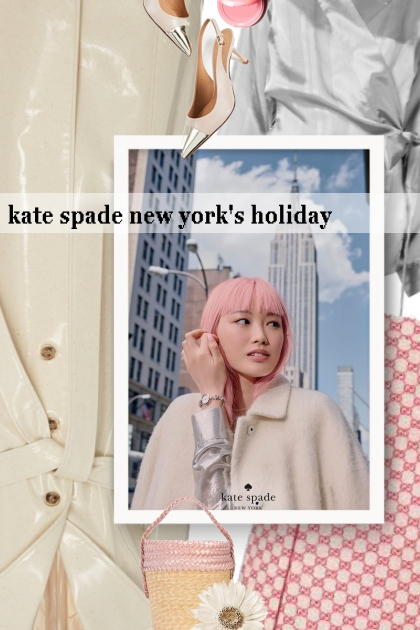 kate spade new york's holiday