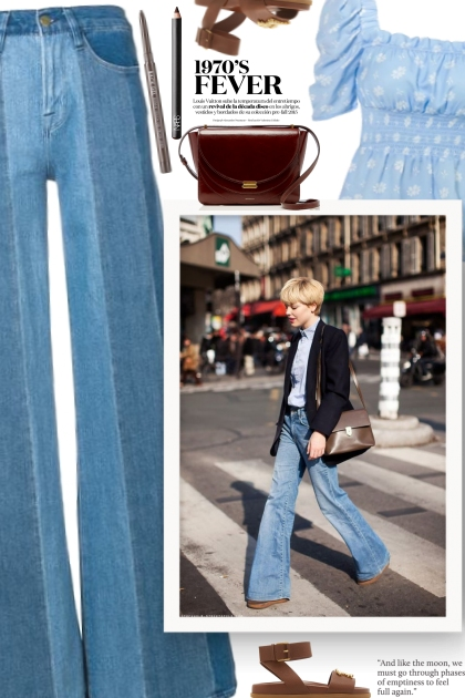 The Cool Denim Trend