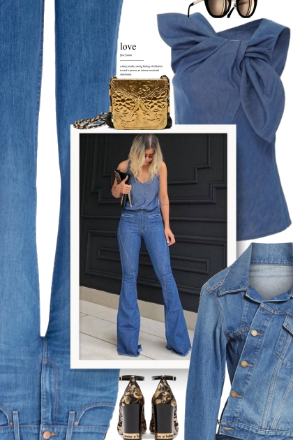 Denim Outfits Every Girl Should Keep