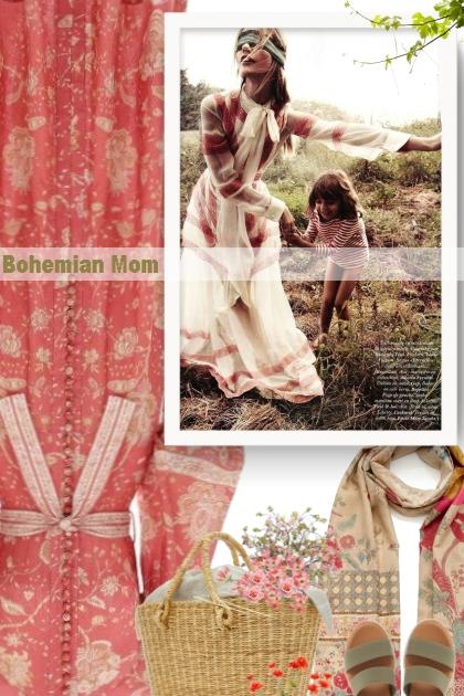 Bohemian Mom