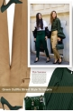 Green Outfits Street Style To Inspire