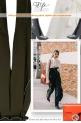 2019 popular shirt   wide-leg pants, stylish and