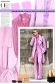 Michelle Madsen Take Aim Spring Trends Pink Trouse