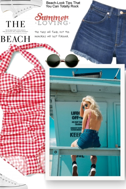 Beach-Look Tips That You Can Totally Rock- Fashion set