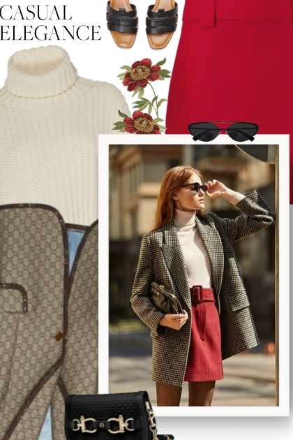 Wonderful Fall-Winter Outfit Ideas