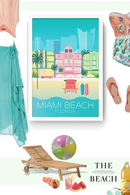 Miami Beach- Fashion set