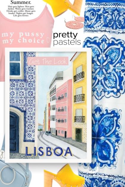 Lisboa- Fashion set