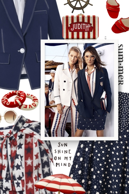 Get shipshape with the best in nautical fashion