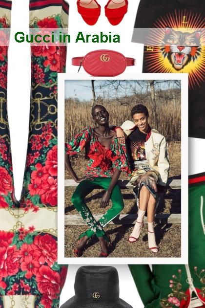 Gucci in Arabia