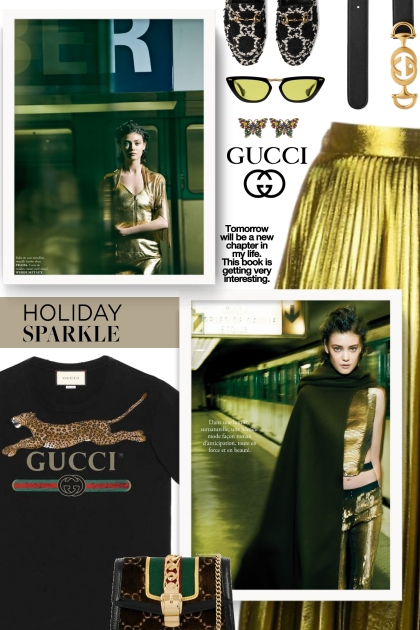 Holiday sparkle - Gucci