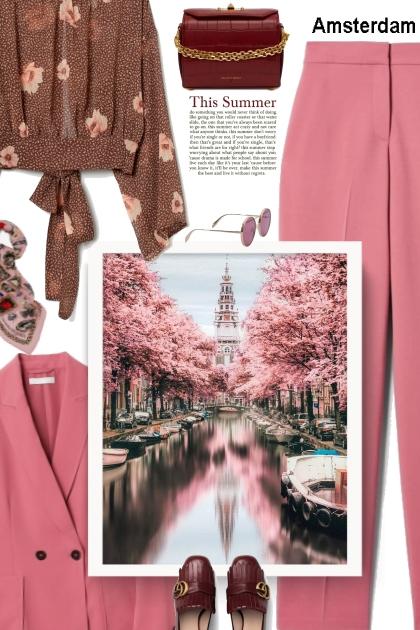 Amsterdam- Fashion set