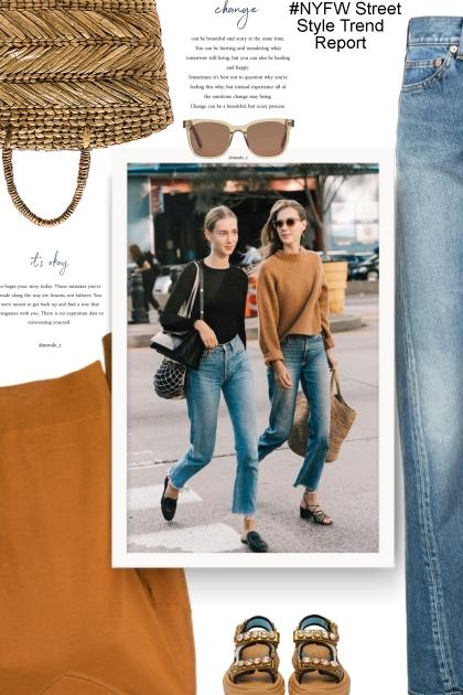 #NYFW Street Style Trend Report