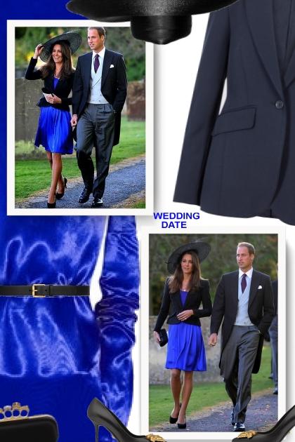 WEDDING DATE- Fashion set