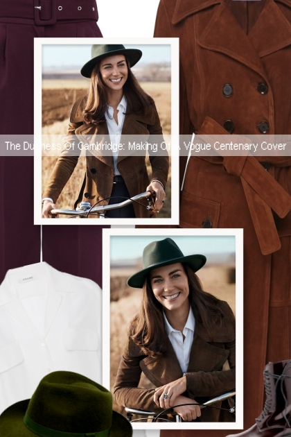 The Duchess Of Cambridge: Making Of A Vogue Cent