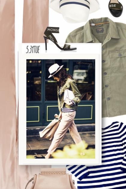 Fall 2019 Capsule Mood Board- combinação de moda