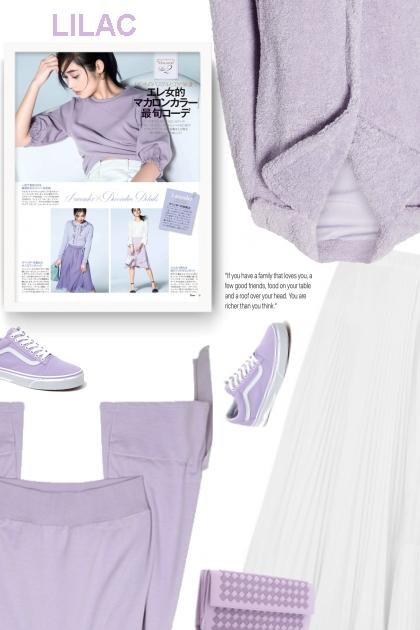 Fall 2019 - lilac