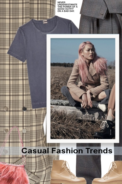 Casual Fashion Trends