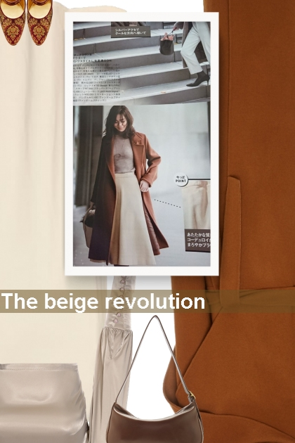 The beige revolution