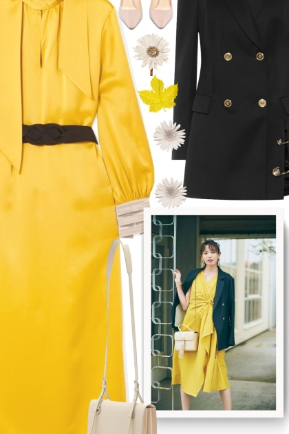 The Yellow Dress Trend Best Styles 2019