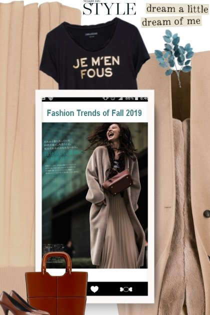 Fashion Trends of Fall 2019