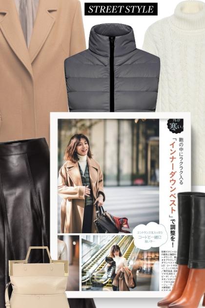 coat & puffer