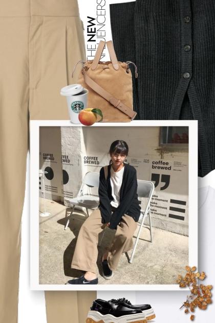 How to Wear a Cardigan - Fashion set